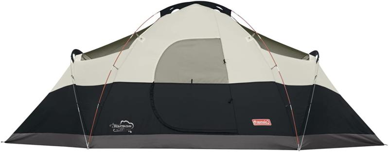 Coleman Red Canyon 8 Person Tent, Camping New