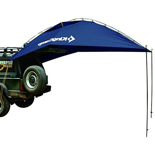 new style 74b98 d9b5d KingCamp Awning Sun Shelter Auto Canopy Camper Trailer