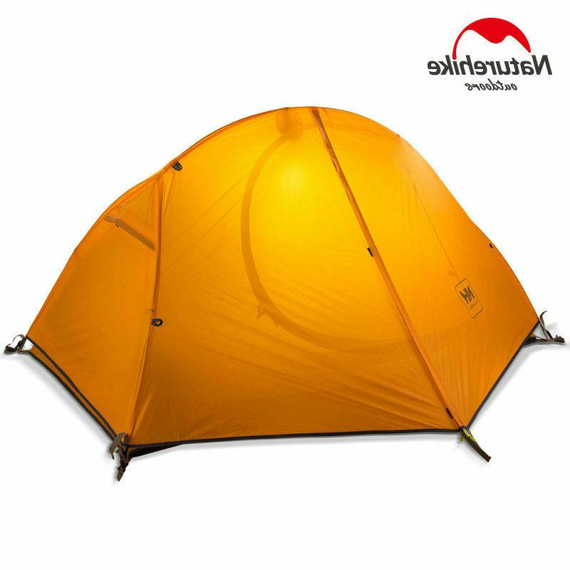 Naturehike Cycling Ultralight 20D/210T For Person Outdoor