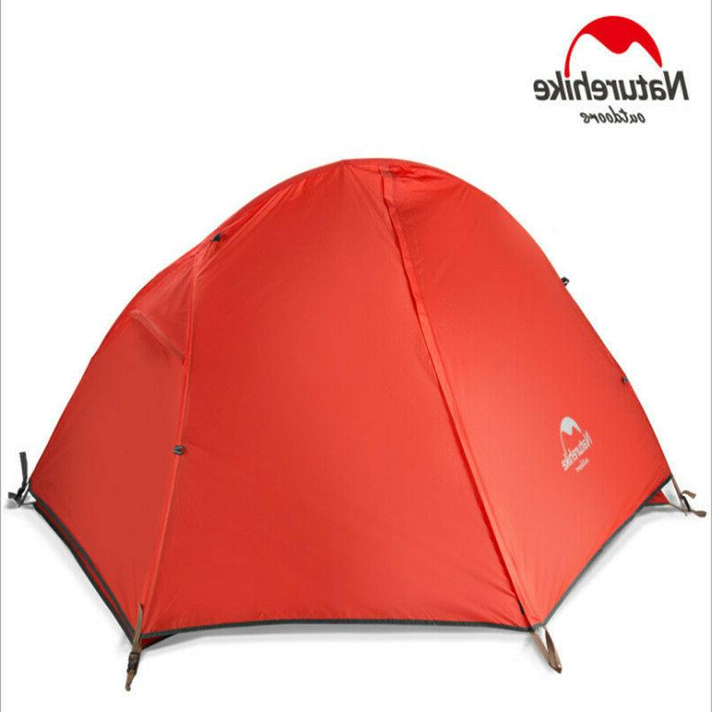 Naturehike Cycling Ultralight 20D/210T Person Tent