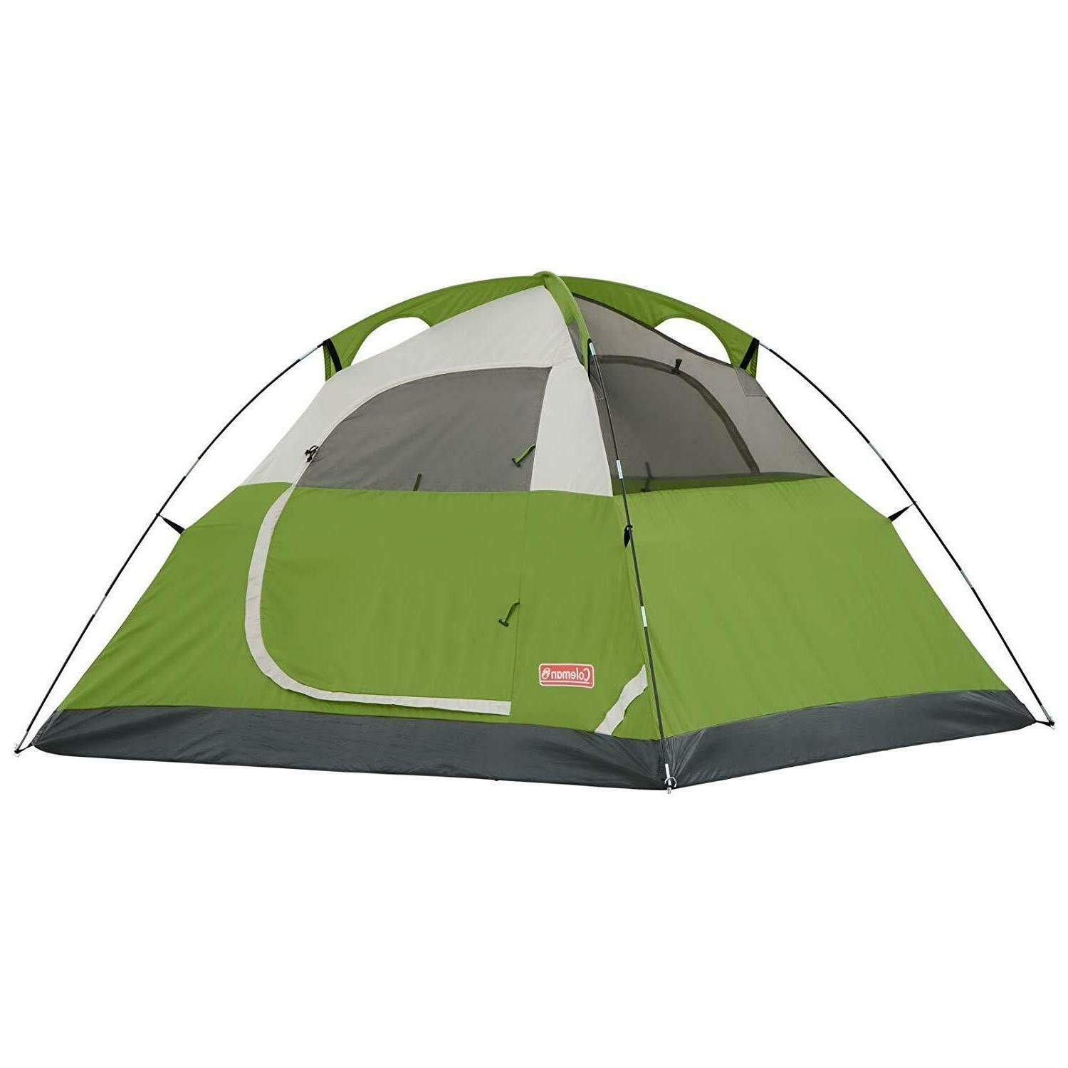 Coleman for Camping with to 6 person