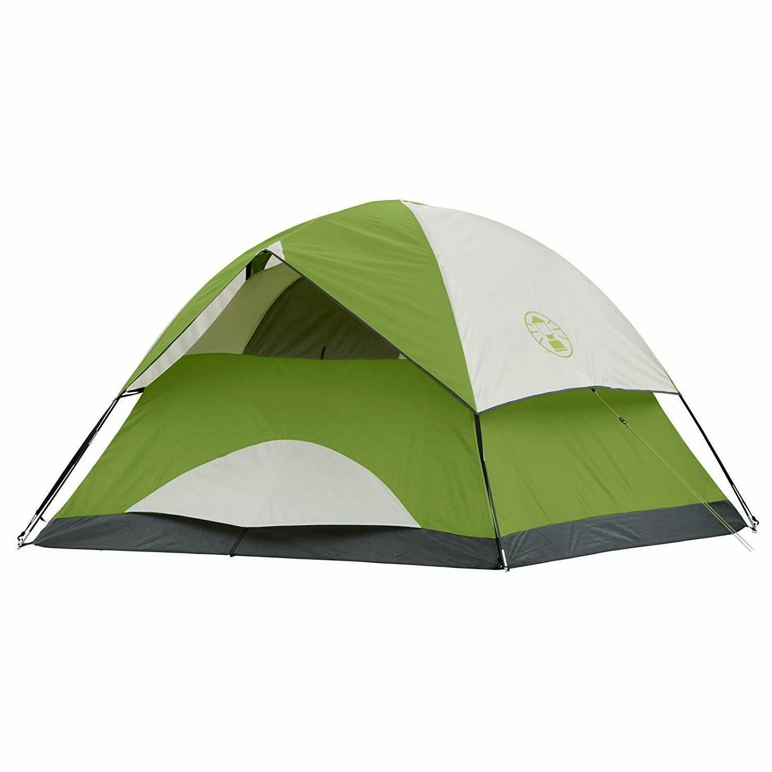 Coleman Camping | Tent with Setup to