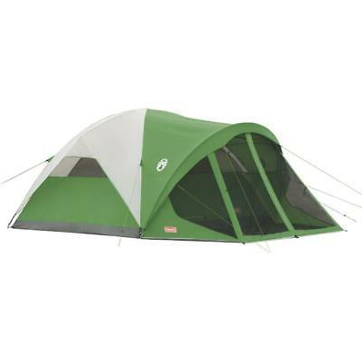 Coleman Dome Tent With Screen Room Evanston Camping Tent Wit