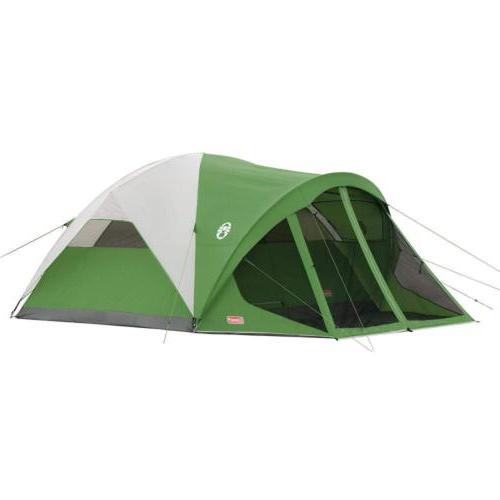 dome tent with screen room evanston camping
