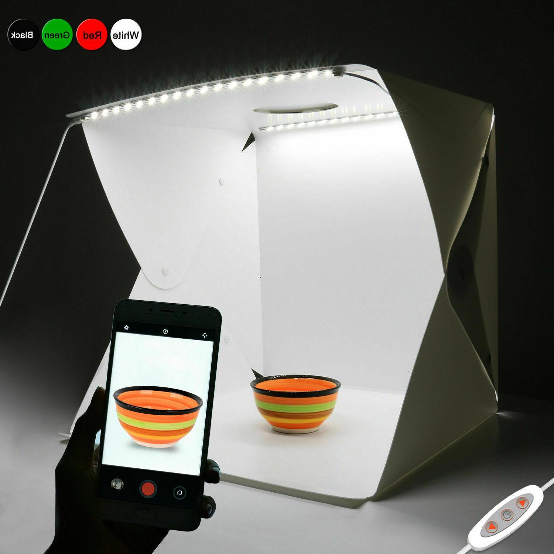Double Light Tent Kit Backdrops