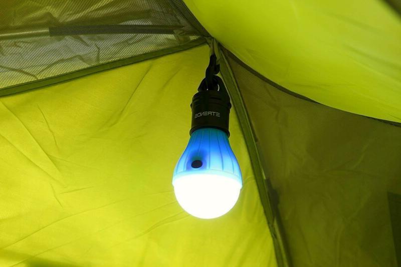 E-TRENDS 2 Camp Light Camping Hiki