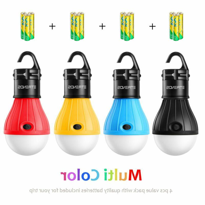 E-TRENDS Compact Camp Bulb for Camping