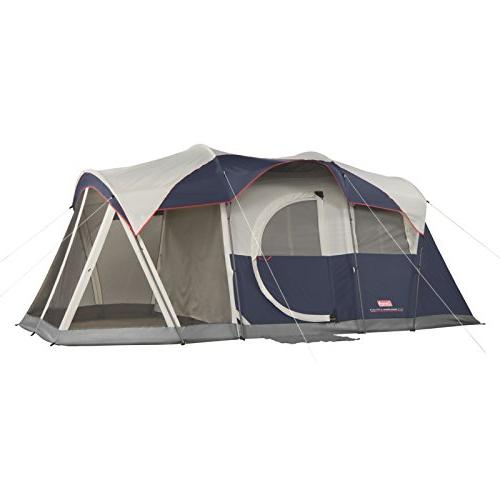 Coleman WeatherMaster Screened Tent,Multi Colored,6L x 9W