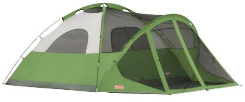 Coleman Tent Evanston Camping Screened-In
