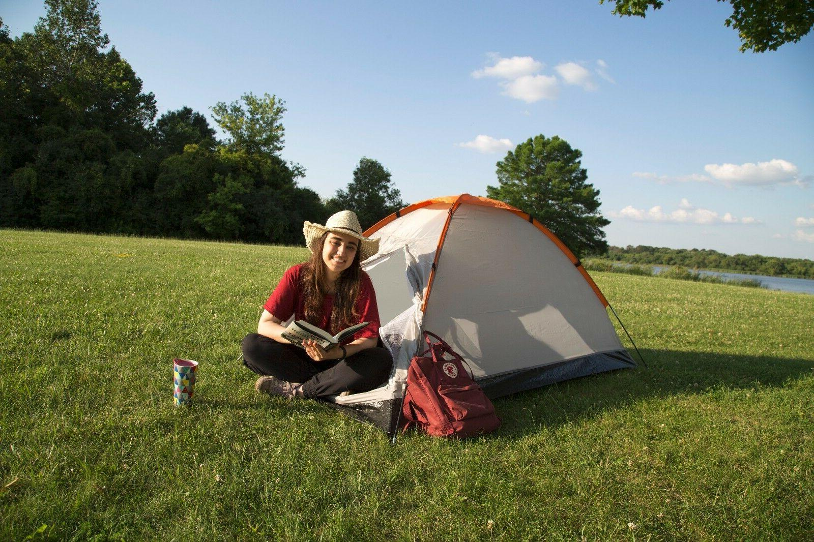 3OWL Everglades 2-Person Tent With Perfect Backpacking andCamping*