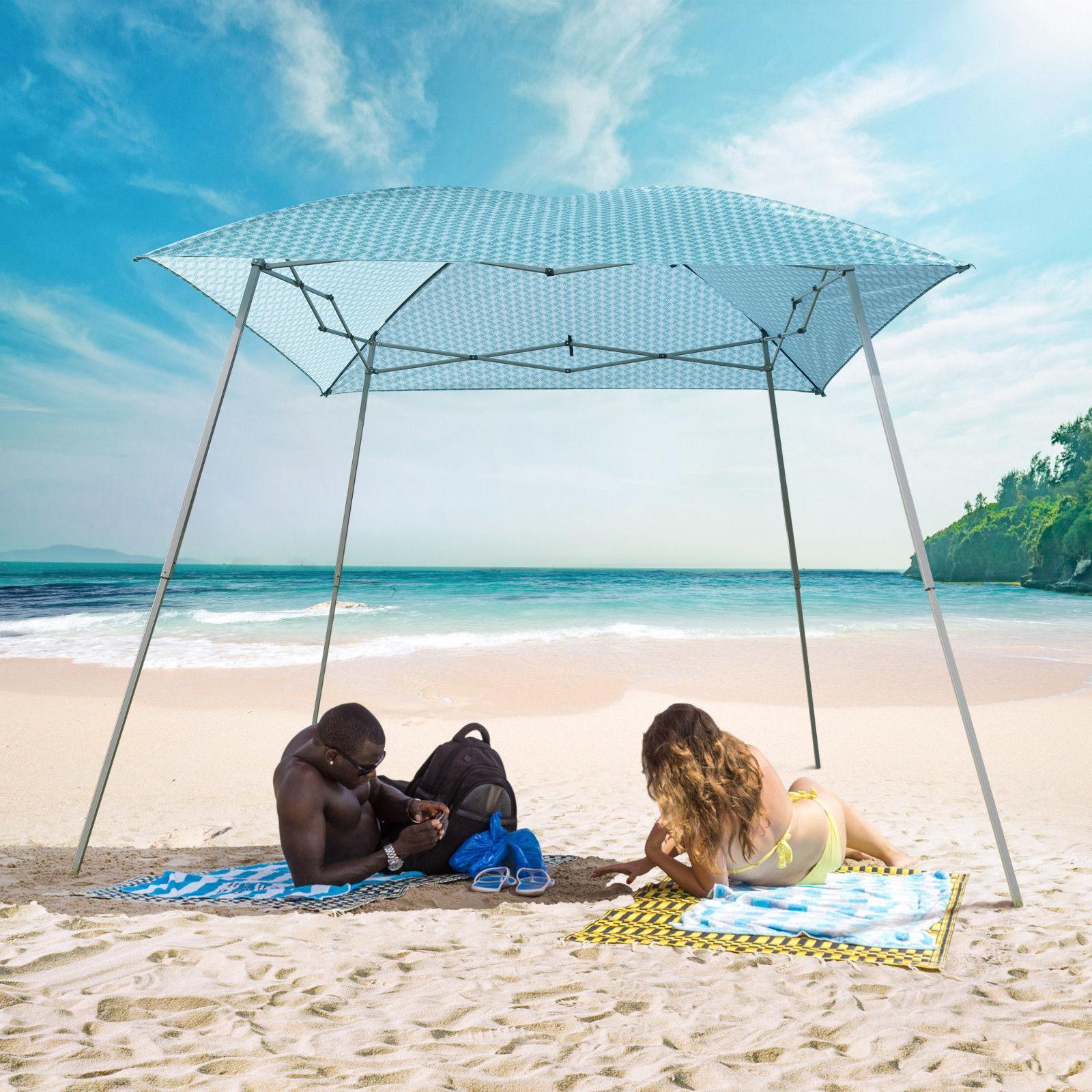 EZ Tent Patio Sun Wedding Tent W/ Bag