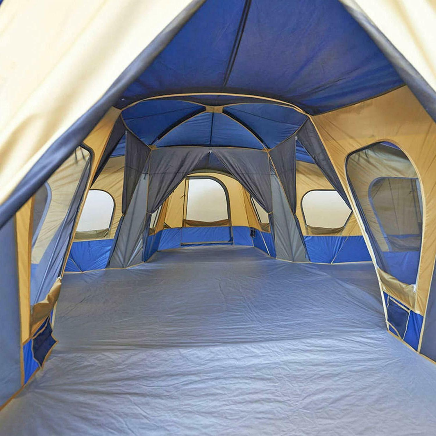 Family Tent Person Rooms Outdoor