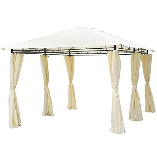 gazebo canopy patio party tent