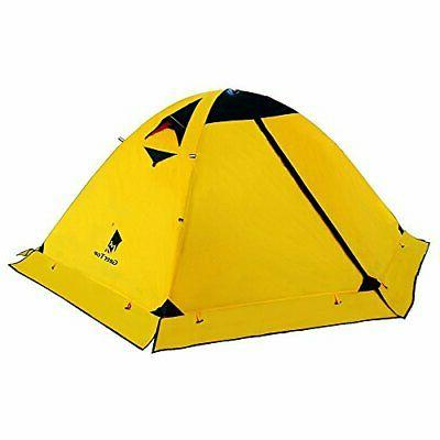 GEERTOP Backpacking Tent for 2 Person 4 Season Camping Tent