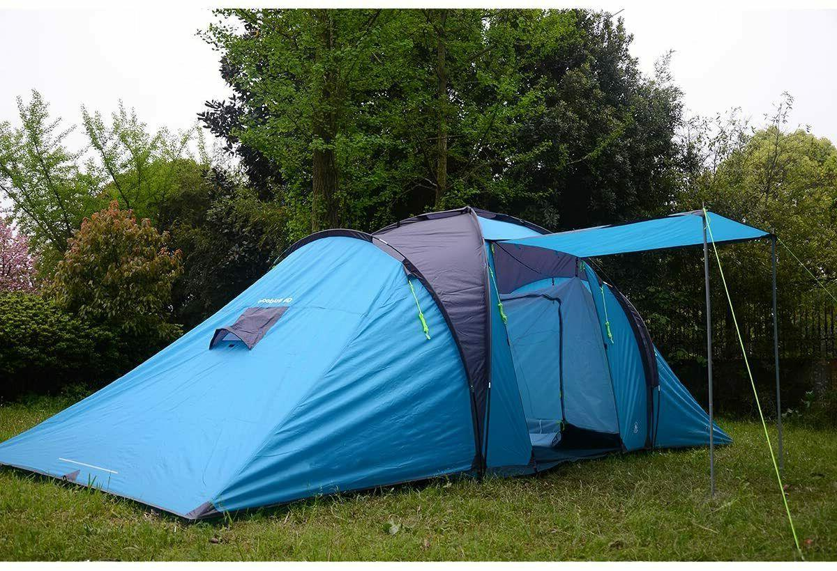Go 2 Family Tent 9921-0001-0202