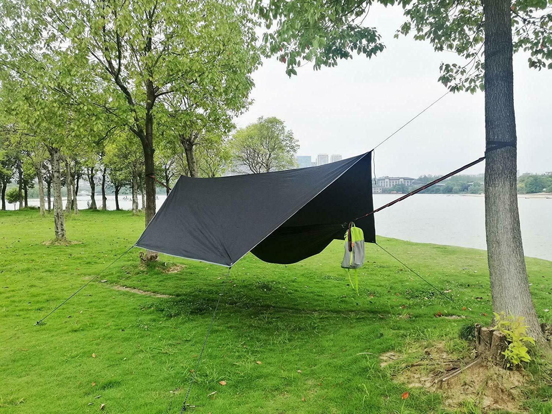 Hammock Fly Portable Hammock Tarp Outdoor Rainfly