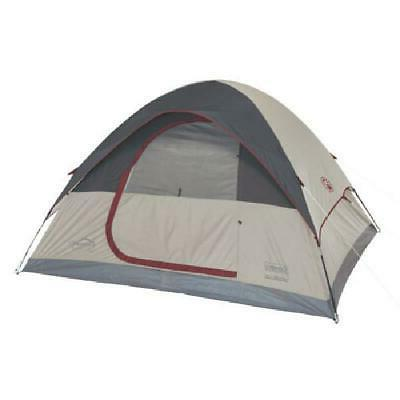 Coleman Highline 4-Person Dome Tent, 9 x 7 BRANDNEW