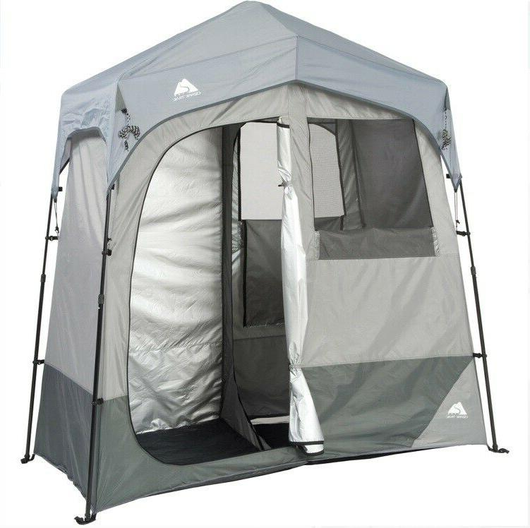 Ozark Trail Instant 2-Room Shower/Changing Shelter