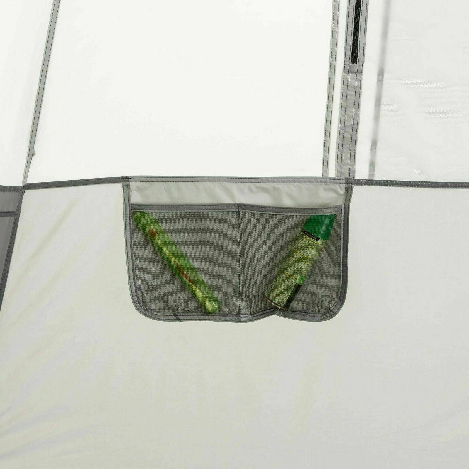 Instant Cabin Set Pop 8 Outdoor Shelter Tents