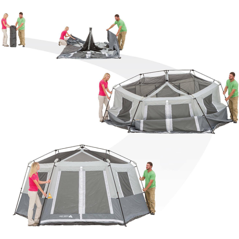 Set Pop 8 Person Shelter