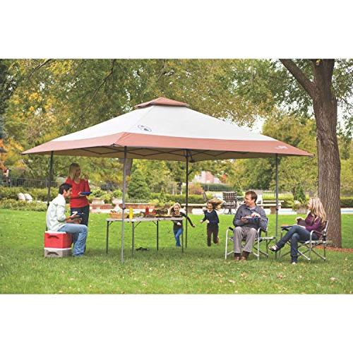 Coleman Instant Pop-Up Canopy Tent and Sun Shelter,