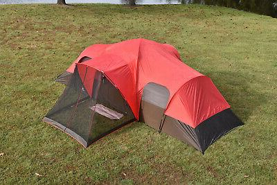 Large Cabin Camping Family Mesh Body