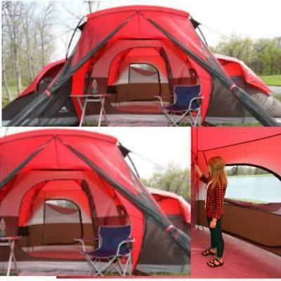 large cabin tents 10 person camping family