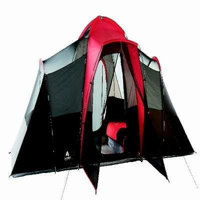Family Camping 10 Person Outdoor Waterproof 2 Room