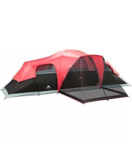 Large Tent Camping Outdoor Ozark 3 10 Waterproof New