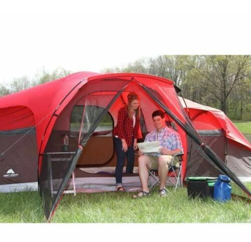 Large Outdoor Ozark Trail 3 10 Person