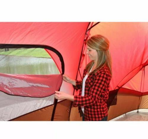 Large Camping Ozark Trail 10 Person New