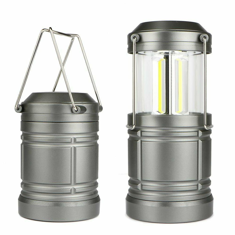 Led Lantern Tent Lights Lamp Outdoor Portable