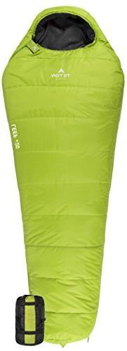 Teton Sports LEEF -7C Ultralight Mummy Sleeping Bag
