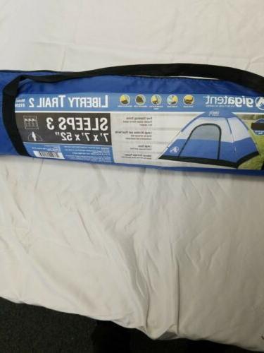 liberty trail 2 tent