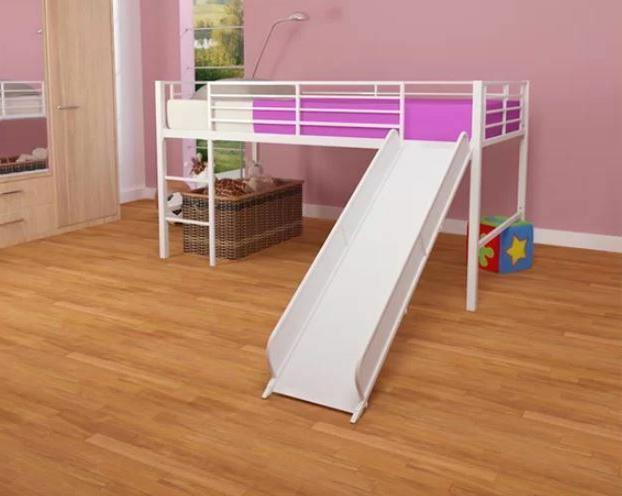 Loft Slide Children Gift Low Twin