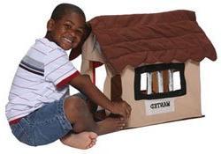 Bazoongi Kids Mini Play Cottage Mini Sheriff