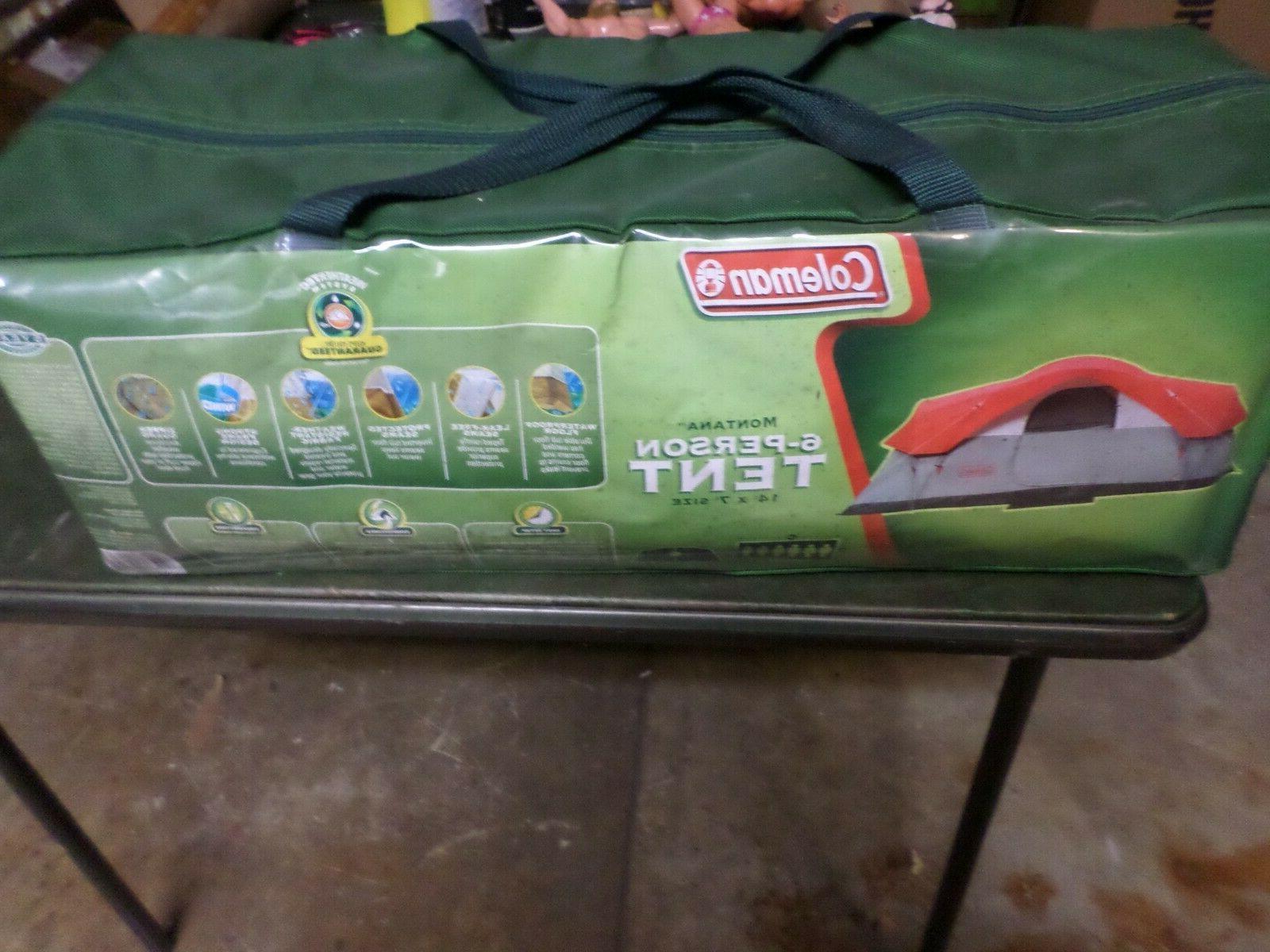montana 6 12 x 7 tent new