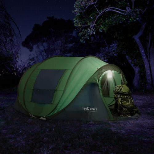 5-Person Camping Hiking