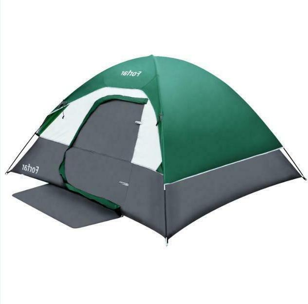 3-4 Camping Tent Outdoor