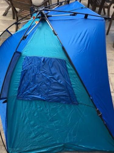 New! Cabana. Beach Pop Protection Tent