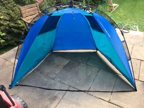 New! Gear Cabana. Pop Up Tent