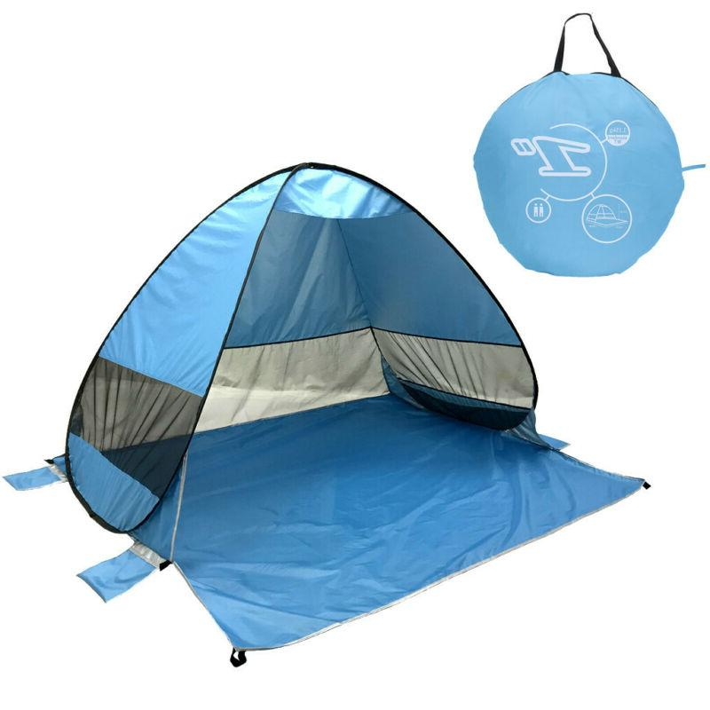Portable Beach UV Shelter Camping B1