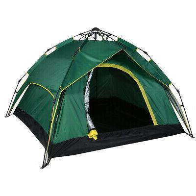 Outdoor 4 Person Tent Hiking