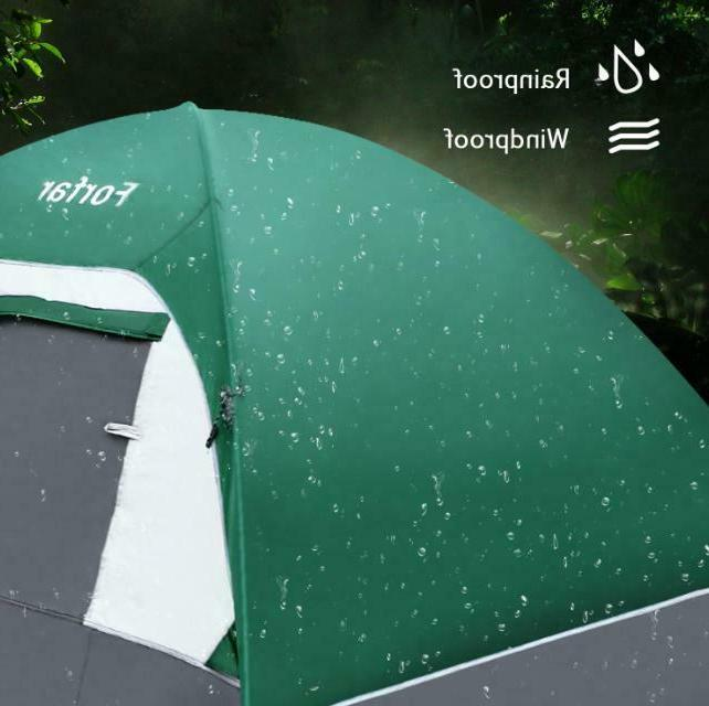 3-4 Tent Hiking Outdoor Canopy