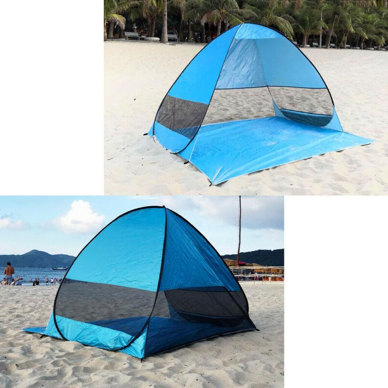 Portable Pop Beach Canopy Shelter Outdoor Camping Tent B1