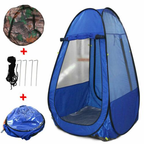 Outdoor Single Pop-up Tents Pod For Fishing Watching Sports