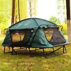 Outdoor Waterproof Fishing Cot Folding Camping Tent Elevated