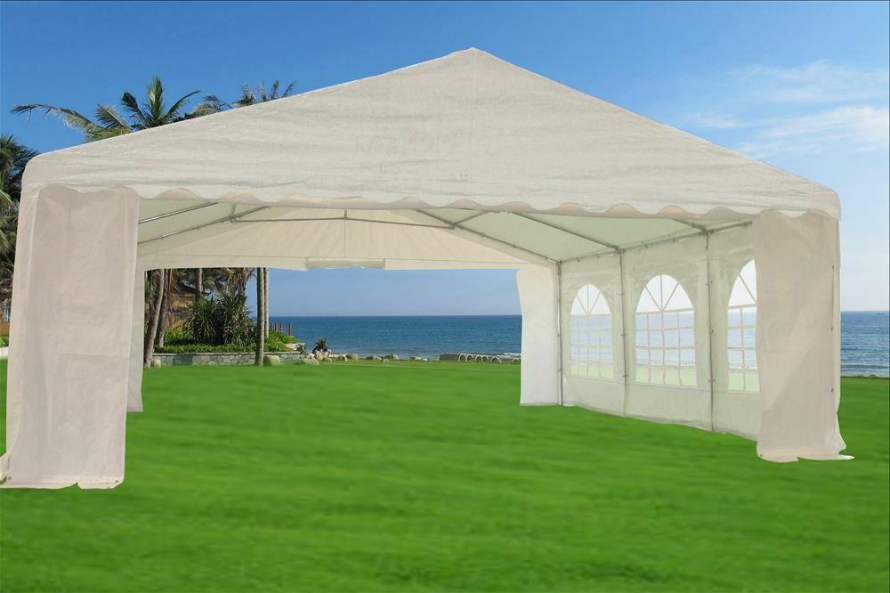 SALE PE Party Tent - Duty Carport Wedding Shelter