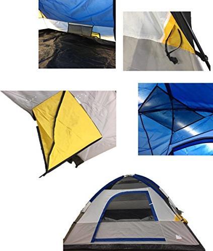 Alpinizmo 2 Extreme Sleeping Bags + 5 Blue, One Size