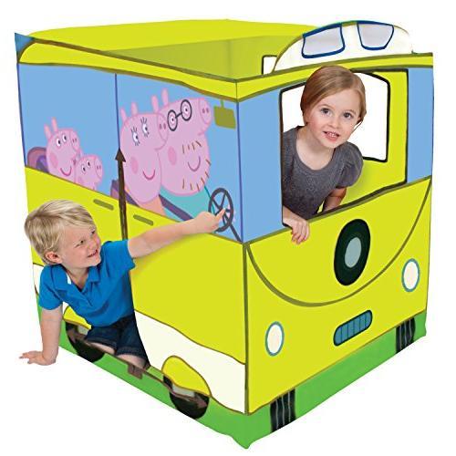 Playhut Peppa Pig Vehicle Tent